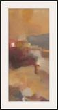 Ancient Landscape II Framed Giclee Print by Nancy Ortenstone