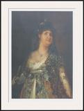 Queen Maria Louisa of Spain Prints by Francisco de Goya