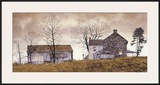 At Breakfast Framed Giclee Print by Ray Hendershot