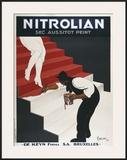 Nitrolian Framed Giclee Print