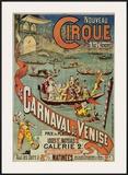 Carnaval de Venise Print