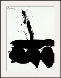 Samura N.1, c.1974 Print by Robert Motherwell