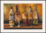 Cellar Whites Posters by Marilyn Hageman