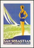 San Sebastian Poster