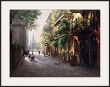 French Quarter Prints by Lidia Dynner