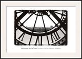 Clockface at the Musee d'Orsay Prints by Christian Peacock