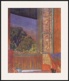 La Fenetre Ouverte, 1921 Prints by Pierre Bonnard
