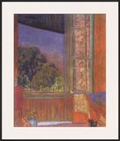 La Fenetre Ouverte, 1921 Prints by Pierre Bonnard
