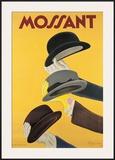 Mossant Poster by Leonetto Cappiello
