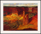 Evening, Canyon de Chelly Prints by Paul Davis
