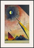 Hinauf 1925 Prints by Wassily Kandinsky