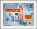J Contard Prints by Wassily Kandinsky