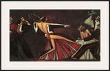 Tango Romance Art by Andrei Protsouk