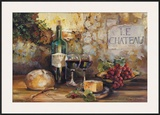 Le Chateau Prints by Marilyn Hageman