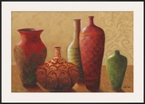 Vessels of Marrakesh Poster by Kristy Goggio