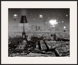 Paris, the City of Lights Print by Thomas Barbey
