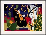 King's Sadness, c.1952 Art by Henri Matisse
