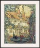 Summer's Day Posters by Henri Le Sidaner