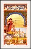 L'Hiver En Algerie Posters by E. Herzig