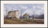 Late November Framed Giclee Print by Ray Hendershot