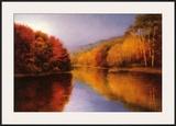 Autumn Afternoon Stillness Prints by Robert Striffolino