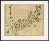 Japa, c.1812 Posters by Aaron Arrowsmith