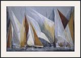 Ocean Regatta Prints by María Antonia Torres