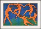 Dance Poster by Henri Matisse