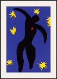 Icarus Posters by Henri Matisse