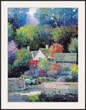 English Hideaway Prints by Kent Wallis