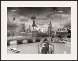 Blown Away Print by Thomas Barbey