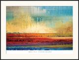 Horizons I Prints by Selina Rodriguez