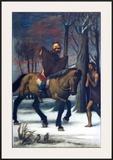 Saint Martin Posters by Hans Von Marees