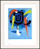 Bluxao V, 1955 Print by Willi Baumeister