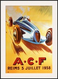 A.C.F. Poster by Geo Ham