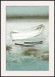 Canoe Print by Heather Mcalpine