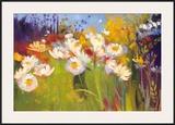 Contemporary Meadow Prints by Carol Rowan