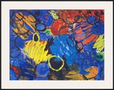 Motion Print by Ernst  Wilhelm Nay