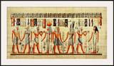 Egyptian Papyrus, Design VI Posters