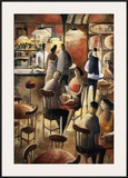 Cafe Art by Didier Lourenco