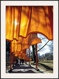 The Gates, no. 51 Poster by  Christo