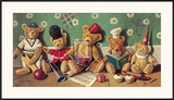 Playschool Prints by Raymond Campbell