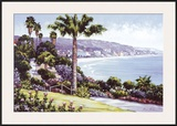 Laguna Beach, California Art by Edward Park