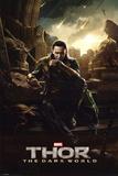 Thor 2 - Loki Prints