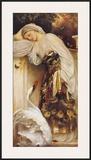 Odalisque Prints by Frederick Leighton