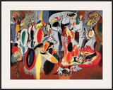 The Liver is the Cock's Comb Prints by Arshile Gorky