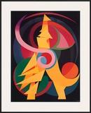 Spirituelle Realität Posters by Auguste Herbin