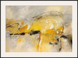 Giallo II Prints by Isolde Folger