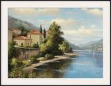 Casa De Lago Posters by  Andino