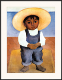 Retrato de Ignacio Sanchez Prints by Diego Rivera